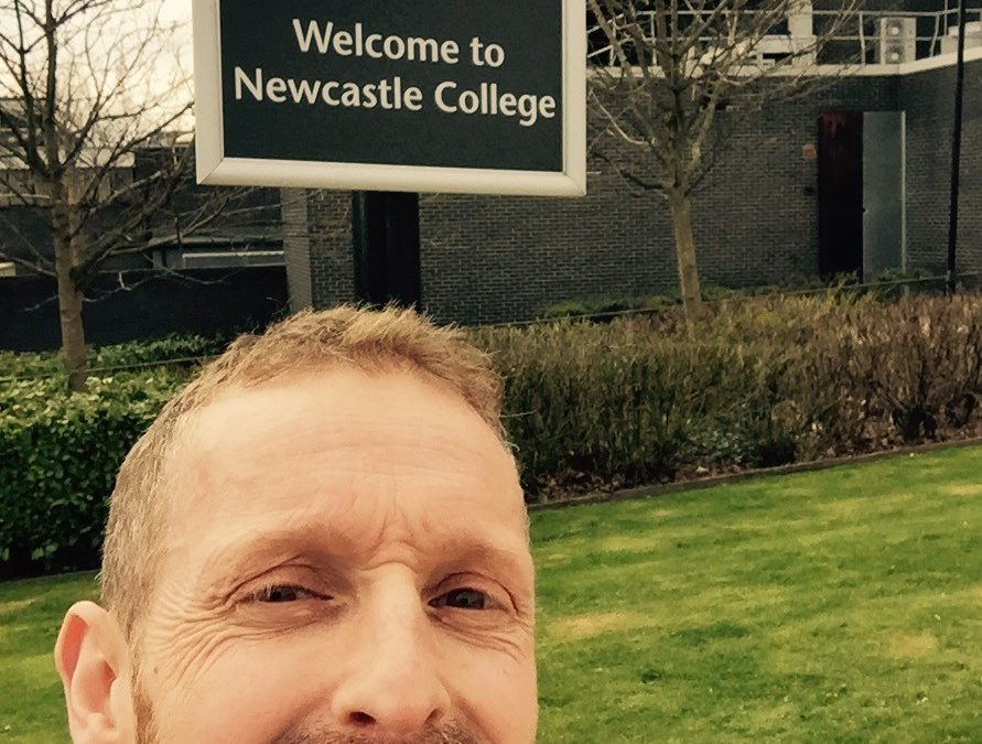 Asbestos training for Newcastle College
