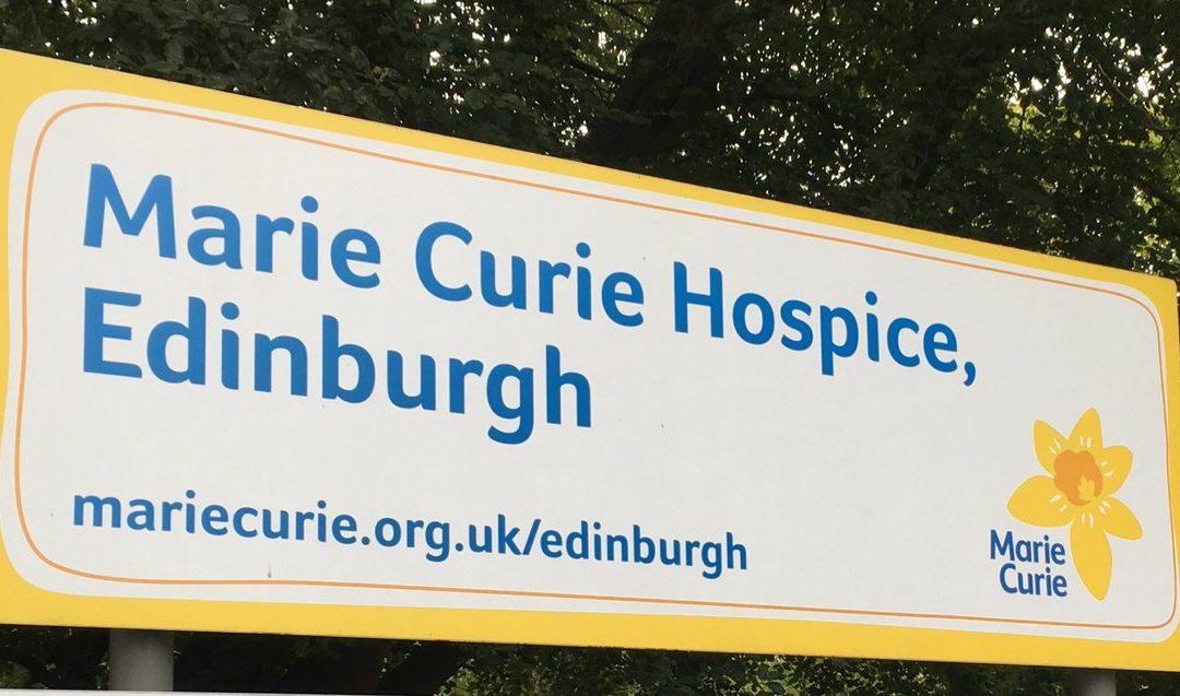 Marie Curie Edinburgh Hospice